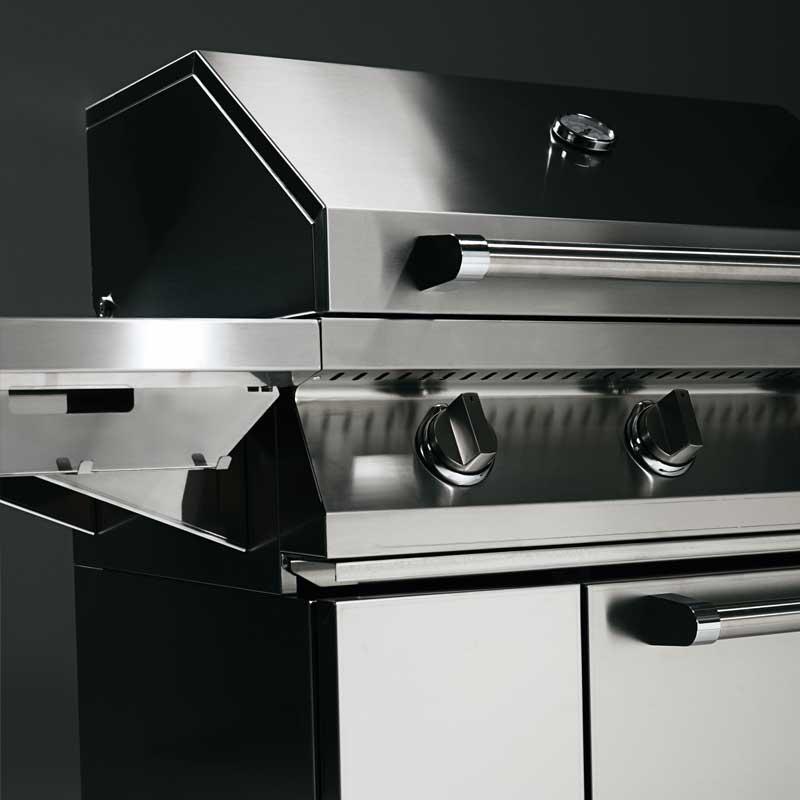 Barbecue a gas Palazzetti