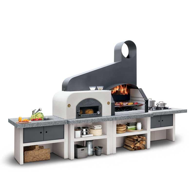 Barbecue a legna a Favara Agrigento