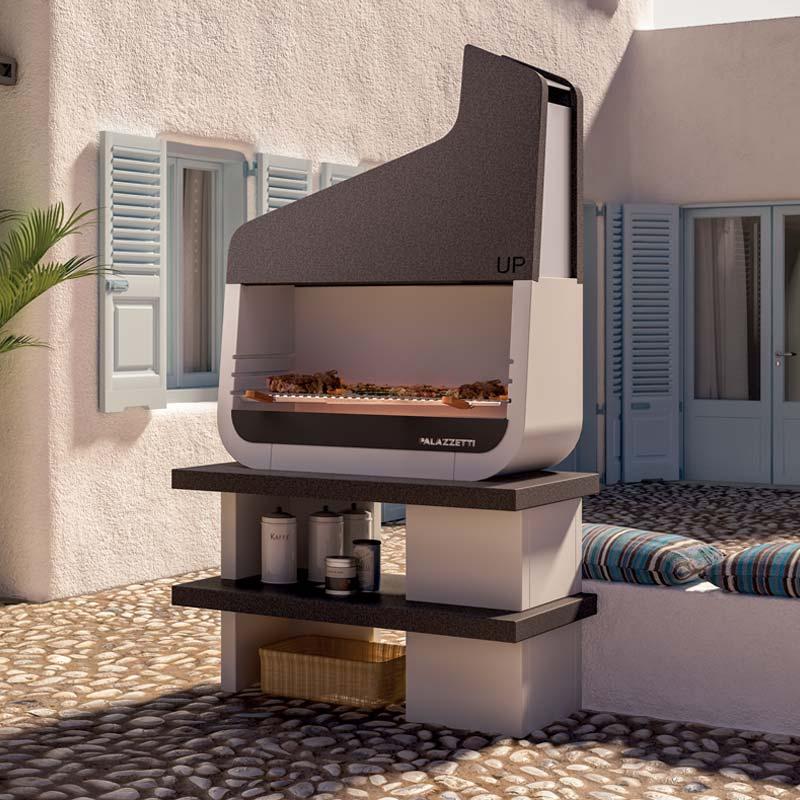 Barbecue Palazzetti design