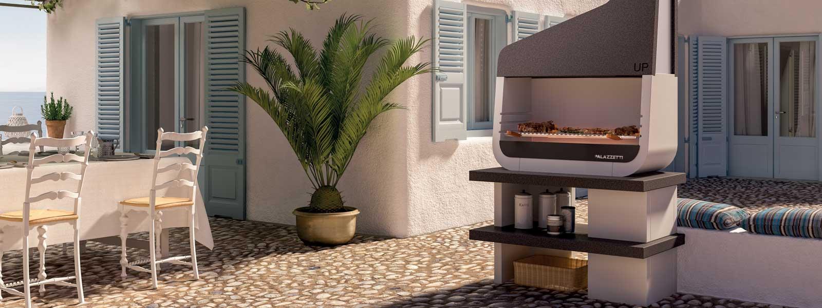 Barbecue Palazzetti a Favara Agrigento