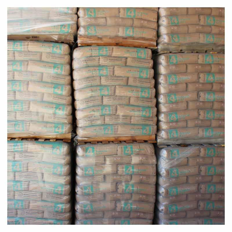 Materiale edile cemento Italcementi